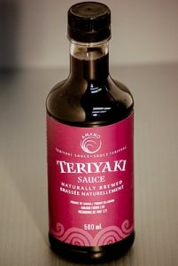 Amano Teriyaki Sauce 500ml
