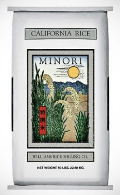 Minori Californian Rice